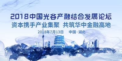 2018中国光谷产融结合发展论坛